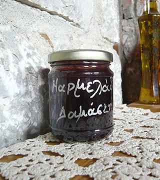 plum marmelade